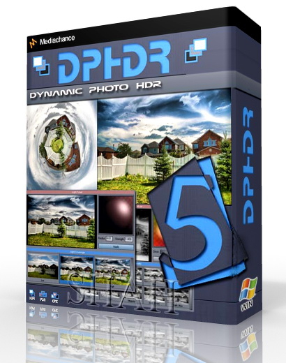 Dynamic Photo HDR 5.2.0 DC.031312 Rus/Eng Portable by Maverick. Dynamic Ph