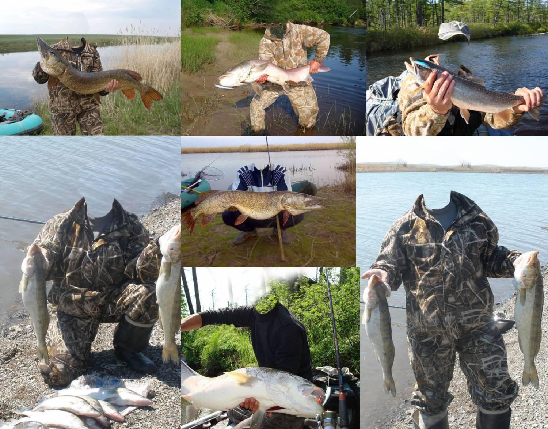 добавить охота и рыбалка